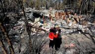 آثار الحروب في تدمير البيئة