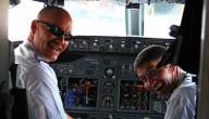 أريد أن أصبح طيار