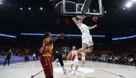 قوانين وأخطاء كرة السلة