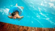 السباحة وفوائدها لصحة طفلك