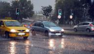 أضرار الأمطار على سيارتك