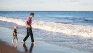 نصائح للحفاظ على سلامة أطفالك عند الذهاب إلى الشاطئ