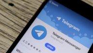 حذف حساب تلغرام