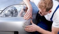هل يمكن إزالة الخدوش العميقة عن السيارة؟