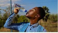 كم يبلغ وزن الماء في جسمك؟