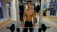 تعرف على أفضل تمارين عضلة الترابيس