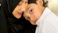 تعلق الطفل الزائد بأمه: الأسباب والحلول