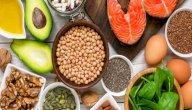 تعرف على مصادر الدهون الصحية لكمال الأجسام