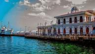 الجزر السياحية في تركيا