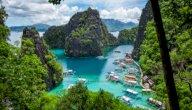 جزيرة بالاوان: رائعة السياحة الفلبينية