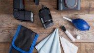 دليلك الشامل لتنظيف الكاميرا من الداخل والخارج