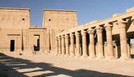 الآثار الفرعونية في أسوان