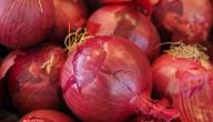 فوائد قشر البصل الأحمر للتخسيس