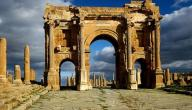 الآثار الرومانية في الجزائر