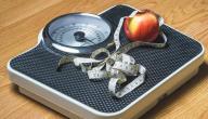 اسرع رجيم لانقاص الوزن بدون رياضة