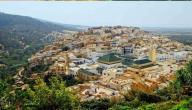 كم مدينة في المغرب