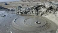 فوائد الطين البركاني