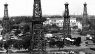 كيف تم اكتشاف النفط