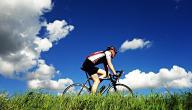فوائد الدراجة الهوائية للبطن