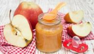 فوائد التفاح للاطفال الرضع