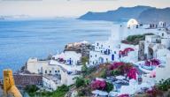عدد جزر اليونان