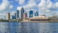 مدينة تامبا بولاية فلوريدا