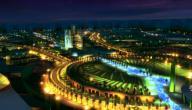 مدينة تبوك: موقعها وأبرز المواقع الأثرية فيها