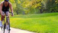 فوائد رياضة الدراجة