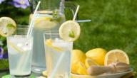 رجيم الماء والليمون على الريق