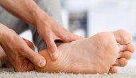 علاج التهاب كعب القدم بالاعشاب