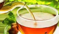 فوائد شرب الشاي الاحمر