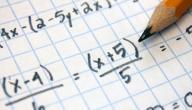 بحث علمي عن الرياضيات