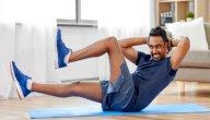 فوائد عضلات البطن