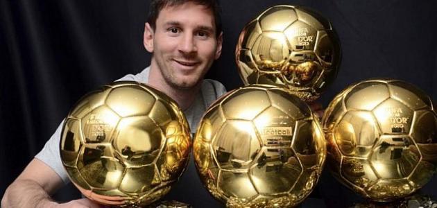 تاريخ أفضل لاعب في العالم