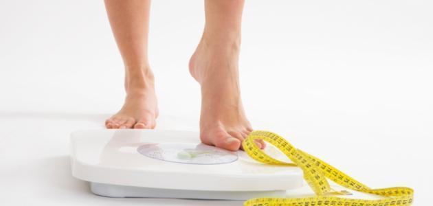 طريقة تخفيف الوزن بسرعة