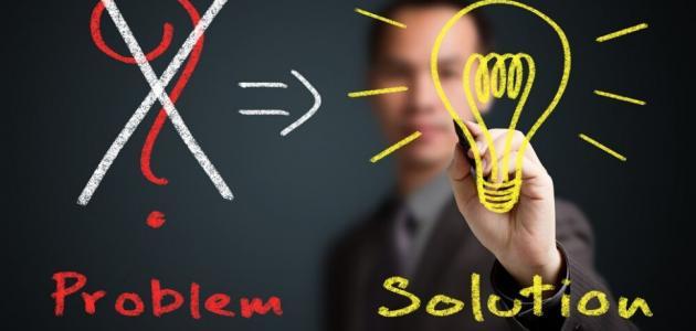 الابداع في حل المشكلات