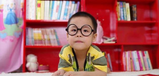 اختبار ذكاء للأطفال سنتين