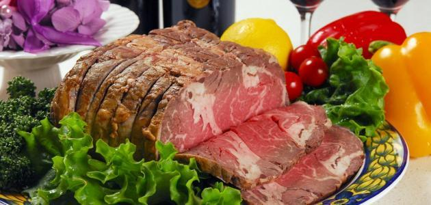 أفضل أنواع اللحوم