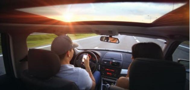 كيف تتعلم قيادة السيارة بسهولة