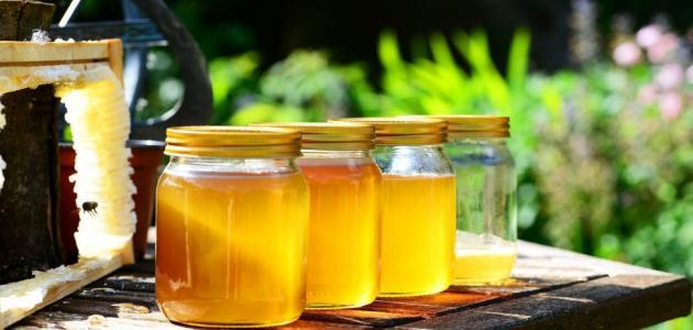 علاج تضخم الغدة الدرقية بالعسل