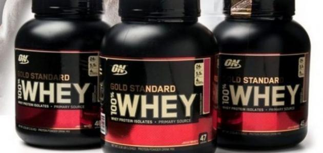 ما هو أفضل بروتين لزيادة الوزن