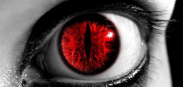 علامات العين القوية