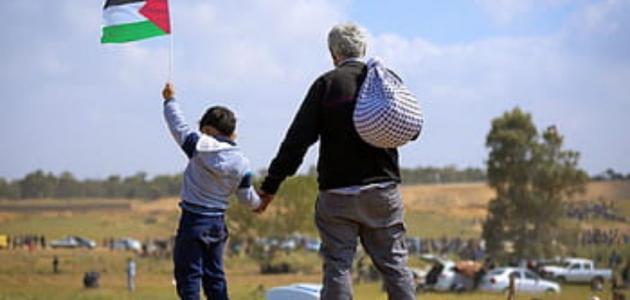 كيف تم احتلال فلسطين