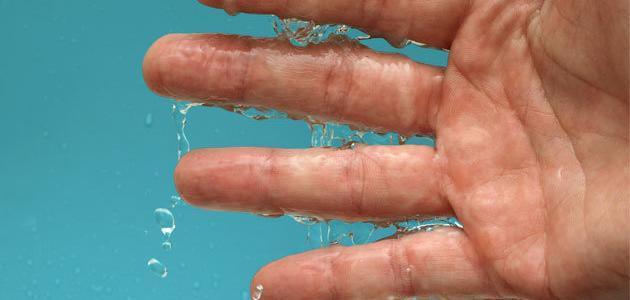 علاج الصداع عن طريق اليد