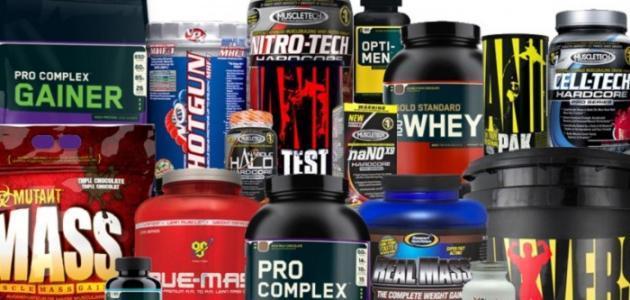 افضل البروتينات لزيادة الوزن