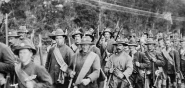 الحرب العالمية الأولى: أسبابها ونتائجها