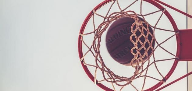 مفهوم كرة السلة
