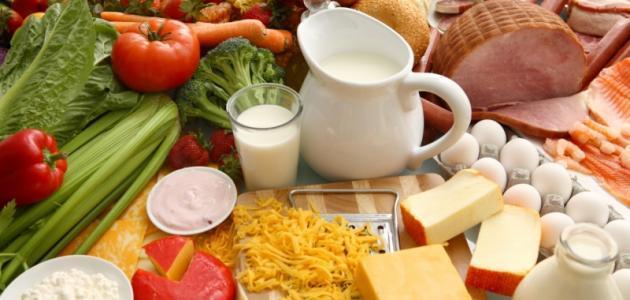 نظام غذائي كمال اجسام