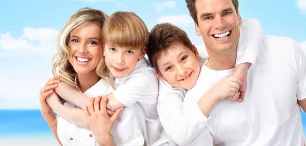 موضوع عن حقوق الوالدين