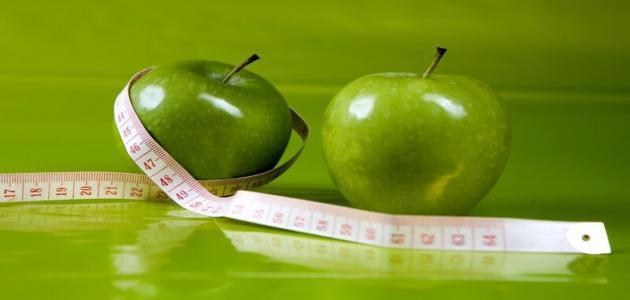 نقصان الوزن في اسبوع